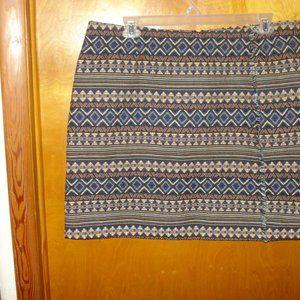 CATO Skirt Size 20W Multicolor